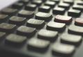 Calculator close-up, soft focus - PhotoDune Item for Sale