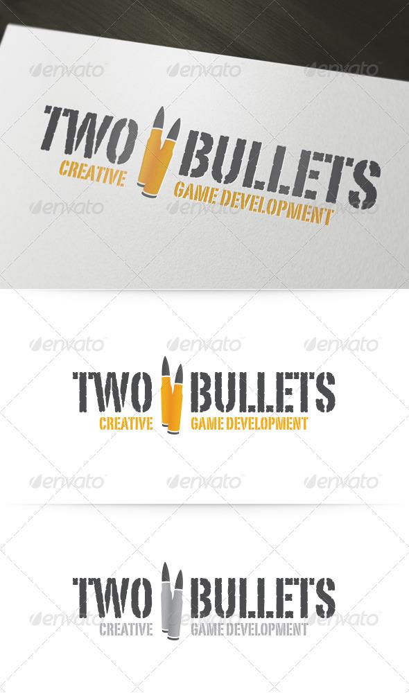 Two Bullets Logo