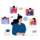 Language School - GraphicRiver Item for Sale