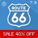 Route - Responsive Multi-Purpose WordPress Theme - ThemeForest Item for Sale