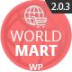 Worldmart - Electronics & Multipurpose WooCommerce WordPress Theme ( RTL supported ) - ThemeForest Item for Sale