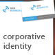 Corporative identity Pack Stationary Mock up - GraphicRiver Item for Sale