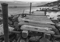 Old wooden pier - PhotoDune Item for Sale