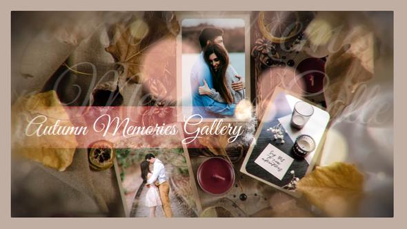 Autumn Memories Gallery