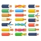 Electrical Cable Wires Flexible Electricity - GraphicRiver Item for Sale