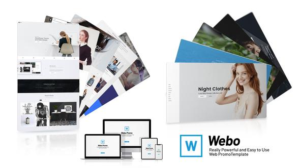 Webo Web Promo
