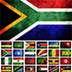 African Grunge Flags Backgrounds Part 2 - GraphicRiver Item for Sale