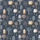 Winter Seamless Pattern with Hand Drawn - GraphicRiver Item for Sale