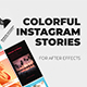 Colorful Instagram Stories for Premiere Pro - VideoHive Item for Sale