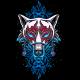 Fox Kitsune Mask - GraphicRiver Item for Sale