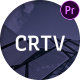 CRTV Clean Corporate Presentation For Premiere Pro - VideoHive Item for Sale