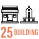 25 Building Construction Lined Icon Set - GraphicRiver Item for Sale