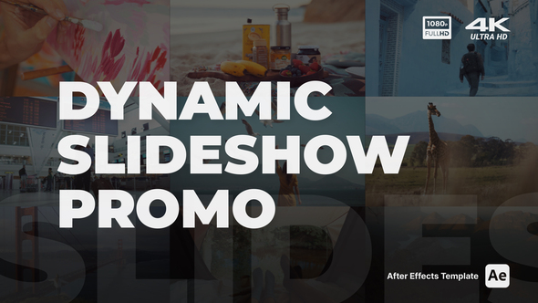 Dynamic Slideshow Promo