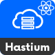 Hastium - Hosting and Technology React Template - ThemeForest Item for Sale