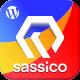 Sassico - Saas Startup Multipurpose WordPress Theme - ThemeForest Item for Sale