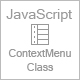 Context Menu Class - CodeCanyon Item for Sale