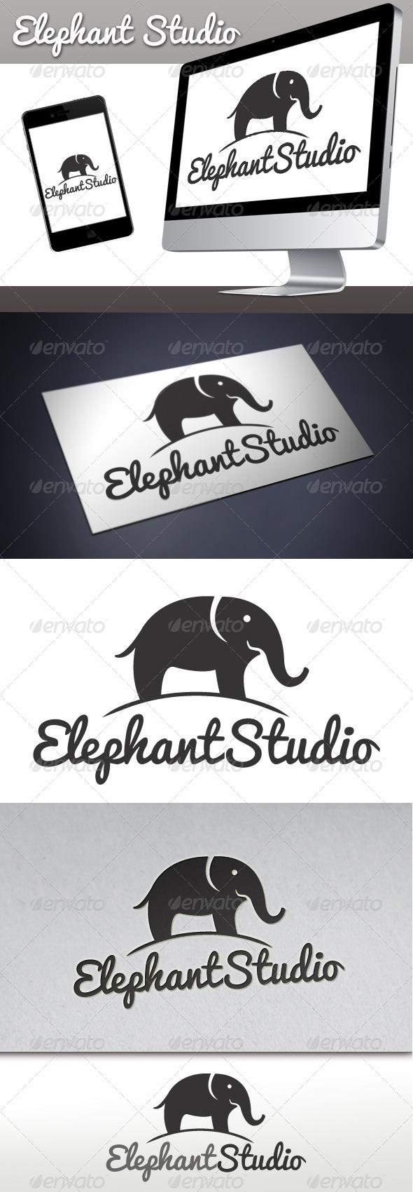 Elephant Studio Logo 1