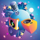 Disco Party Planet - GraphicRiver Item for Sale