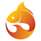 Fish Logo - GraphicRiver Item for Sale