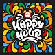 Happy Hour Designs Set - GraphicRiver Item for Sale