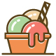 Ice Cream Logo - GraphicRiver Item for Sale