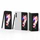 Samsung Galaxy Z Fold 3 - 3DOcean Item for Sale