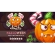 Cartoon Character Horror Halloween Pumpkin  Crazy - GraphicRiver Item for Sale
