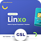 Linxo - Wallet & Payment Googleslide Template - GraphicRiver Item for Sale