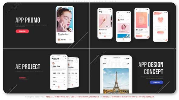 App Project Promo A22