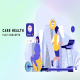 Care health - Flat Concept - VideoHive Item for Sale