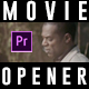 Movie Title Sequence / Film Credit - VideoHive Item for Sale