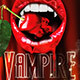 Vampire Halloween Party - GraphicRiver Item for Sale
