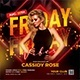 Friday Vibes Flyer - GraphicRiver Item for Sale
