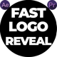 Fast Logo Reveal   MOGRT - VideoHive Item for Sale