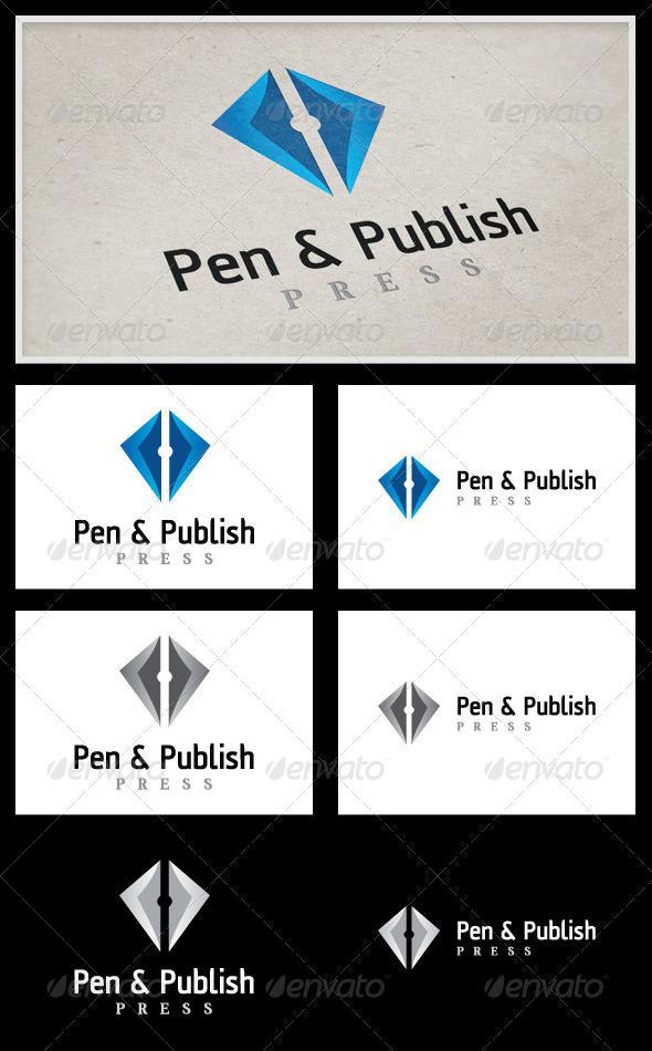 Pen & Publish Press Logo