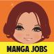 Manga Girl Job Collection - GraphicRiver Item for Sale