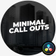 Minimal Call Outs - VideoHive Item for Sale