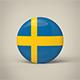 Sweden Badge - 3DOcean Item for Sale