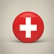 Switzerland Badge - 3DOcean Item for Sale