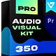 Audio Visual Kit | Premiere Pro