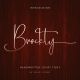 Brockly Signature Font - GraphicRiver Item for Sale