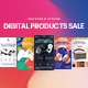 Digital Products Sale Instagram Stories - VideoHive Item for Sale