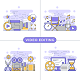 Video Editing Concept Illustration - GraphicRiver Item for Sale