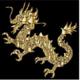 Chinese Harp Logo