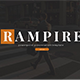 Rampire - Business Powerpoint Template - GraphicRiver Item for Sale