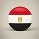 Egypt Badge - 3DOcean Item for Sale