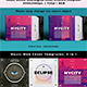Music Album Cover Abstract Artwork Templates Bundle - GraphicRiver Item for Sale