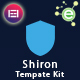 Shiron - Insurance Elementor Template Kit - ThemeForest Item for Sale