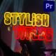 Stylish Titles | Premiere Pro MOGRT - VideoHive Item for Sale