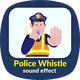 Police Whistle Sound Effect